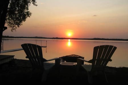 The Cottage on Clearwater Lake - Annandale - Chatka