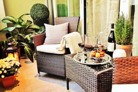 Luxury serviced apartment Venice - Vigonza - Apartemen