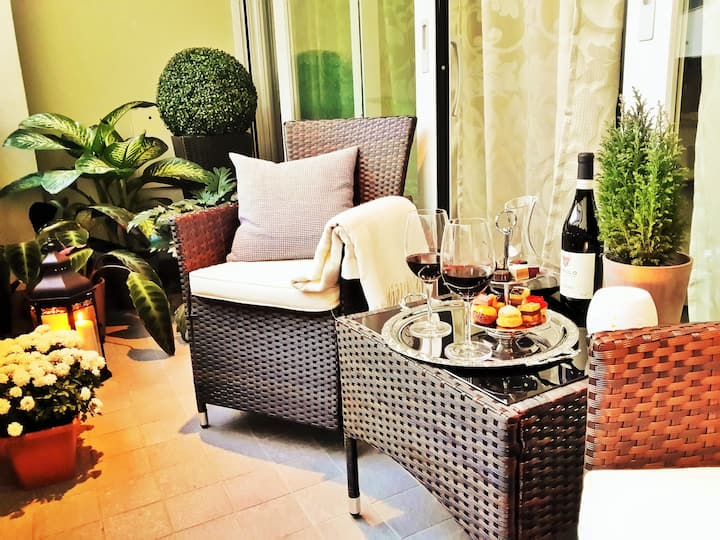 Luxury serviced apartment Venice