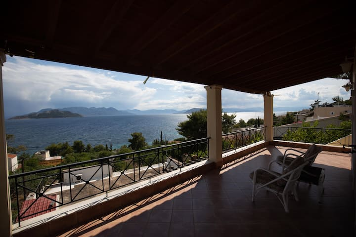 Amazing view family house!