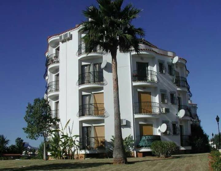 Apartamento para 2 a 100 m de playa