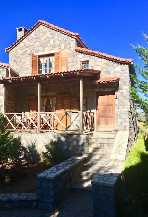 Gorgeous house @ Vytina-Υπέροχο σπίτι στην Βυτίνα