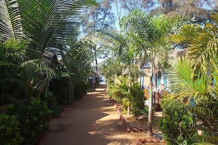 Peace Garden Beach Resort Goa - Garden View Cabins