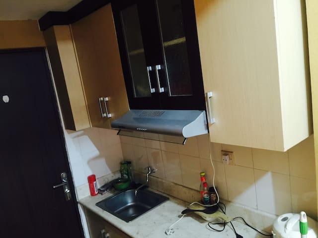 Exclusive Apartment Malang - Kecamatan Lowokwaru - Apartamento