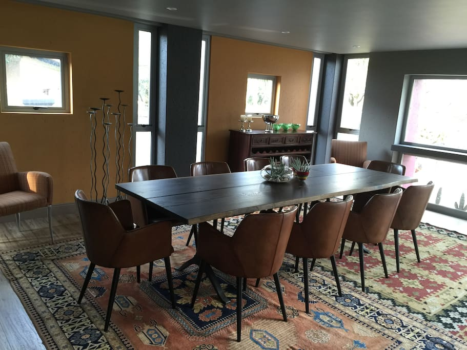 Conference room for private meetings