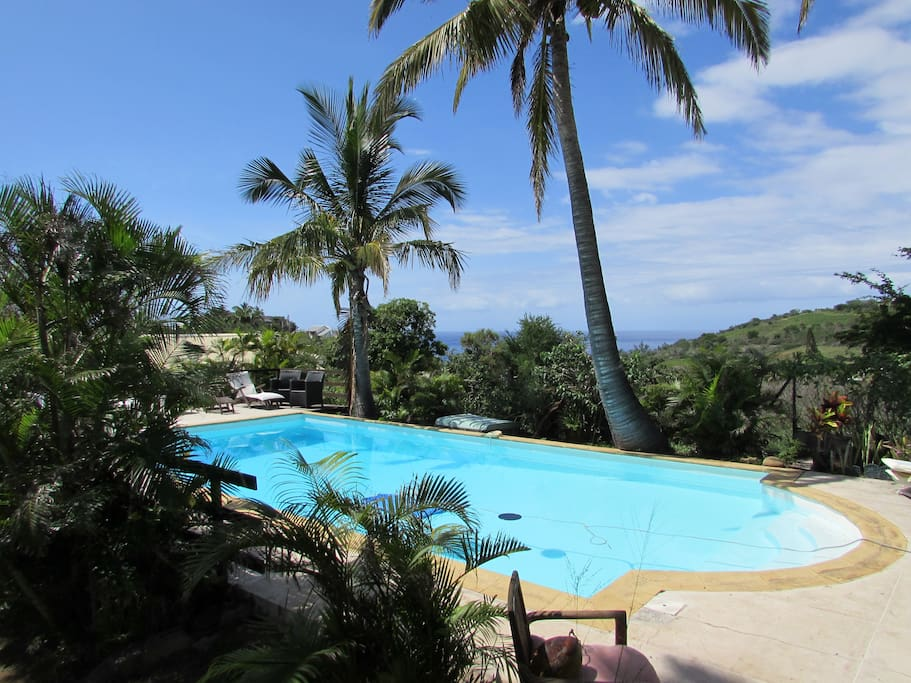 Private Bungalow With Swimming Pool Bungalows For Rent In Saint Gilles Les Bains Saint Paul