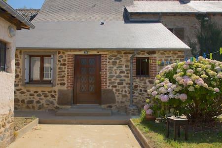 Breton House near Hédé, - Saint-Symphorien