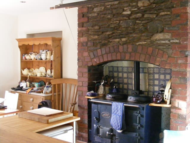 Peaceful hamlet by Coniston Water - Nibthwaite, Ulverston - Hus