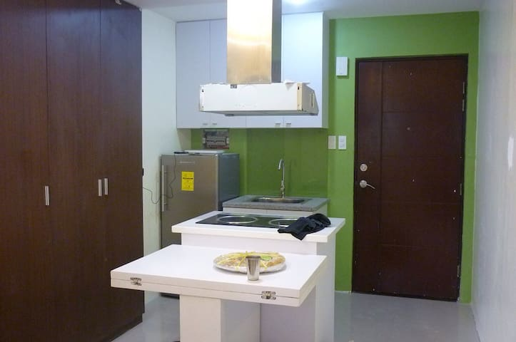 One bedroom Condominium in QC - Quezon City - Wohnung