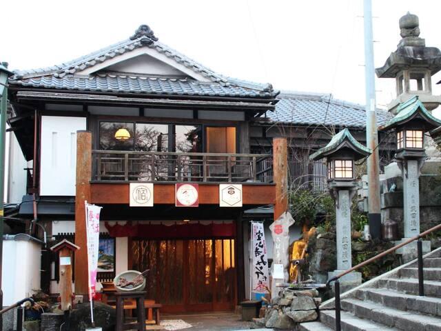 【3泊以上がお得】Japan's  traditional  style 築100年伝統的な和室です