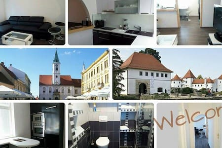Modern apartment in the town center - Varaždin - Byt