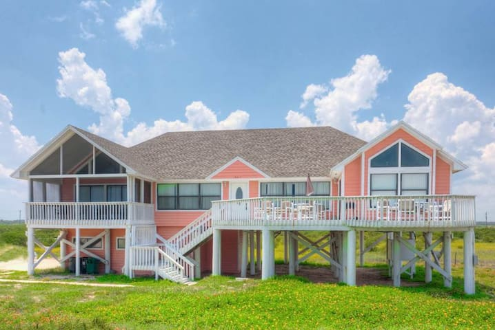 White Sand Beach House - St. Augustine - Rumah