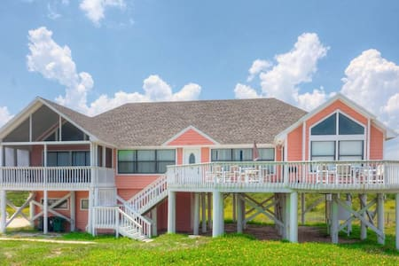 White Sand Beach House - St. Augustine - Ev