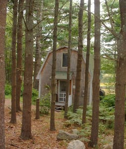 Quiet Cottage by the Woods + Sea - Georgetown