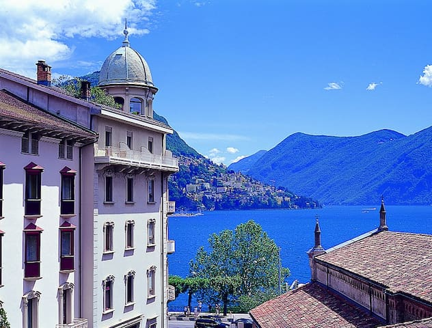 Charly & Co. II - Lugano - Bed & Breakfast
