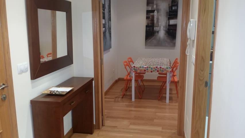 Precioso Apartamento - Lugo - อพาร์ทเมนท์