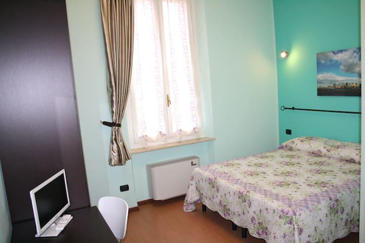 Bed & Parma: Camera Verde