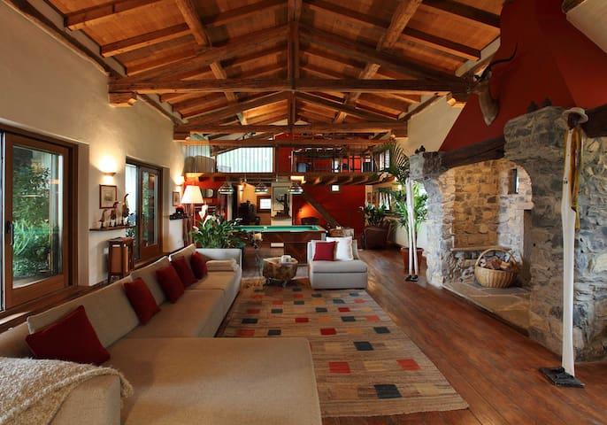 Cottage in Cernobbio - Lake Como - Cernobbio - Cabin