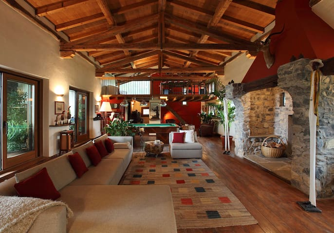 Cottage in Cernobbio - Lake Como - Cernobbio - Chalet