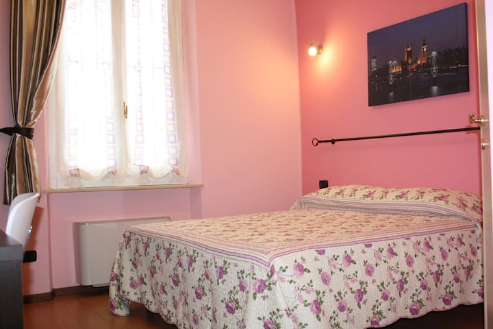Bed & Parma: Camera Rosa