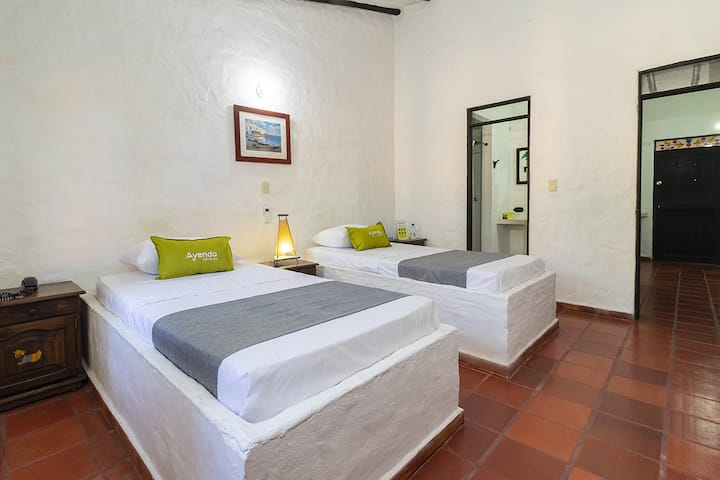Ayenda 1701 Casa Corona, Twin Room