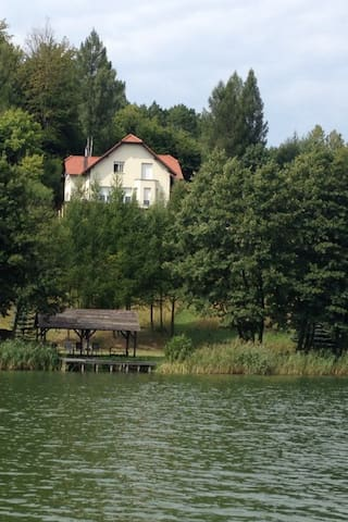 Villa the Dutchman - Brodnica Dolna - Bed & Breakfast