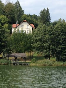 Villa the Dutchman - Brodnica Dolna - Aamiaismajoitus