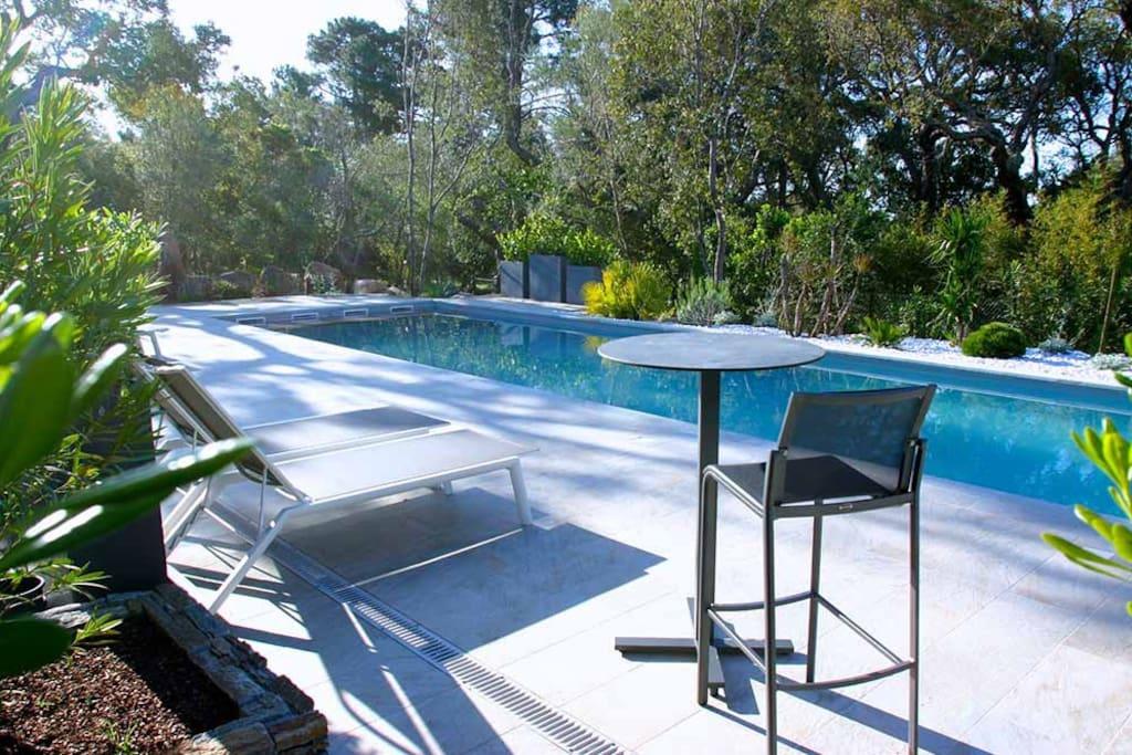 R sidence 4 appartement standing piscine tennis for Location garage nanterre