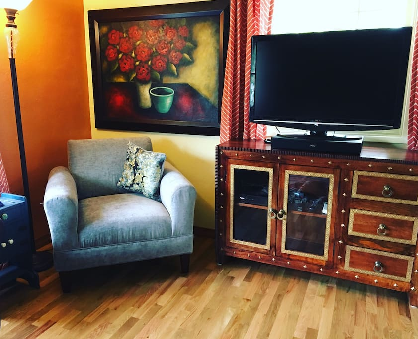 New high quality eclectic furniture.