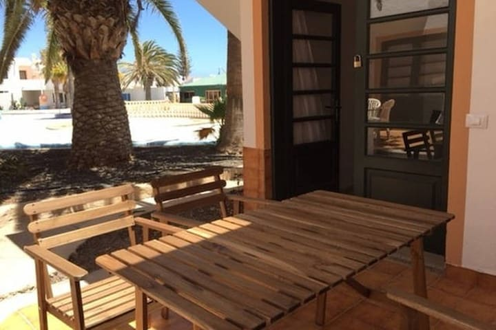 Central, 5min beach. Renewed - Castillo Caleta de Fuste - Apartamento