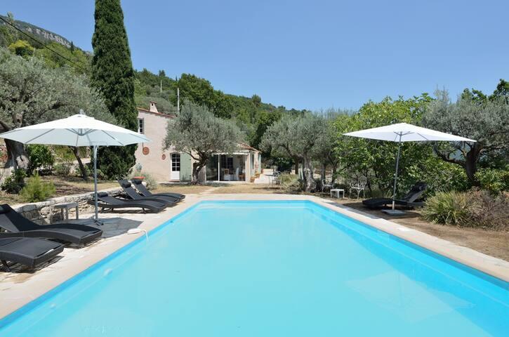 Superbe Villa Provençale  - bargemon - 一軒家