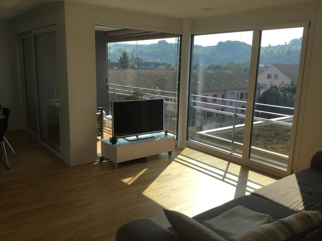 Nice Apartment close to Basel - Pratteln - Pis