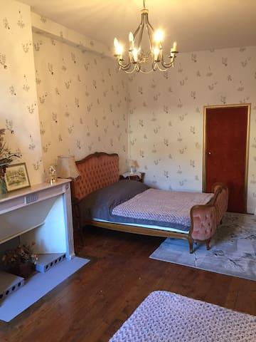 Appartement 55 rue jean jaurès ,1 chambre privée