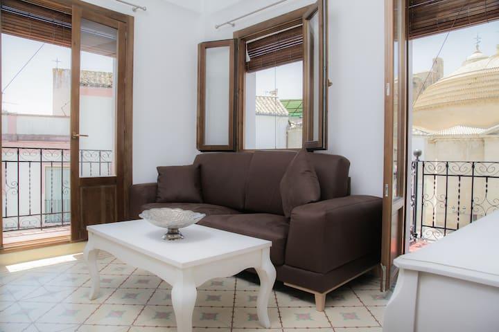 Monteftur Apartamento Alameda - Montefrío - Daire