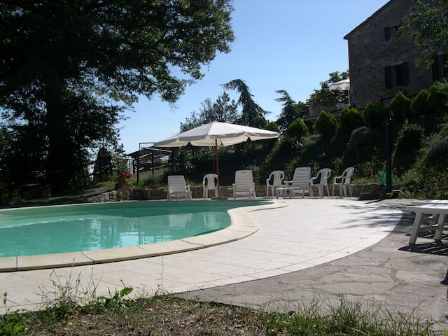 Dolce Casa Vacanze Val d'Orcia - Campiglia D'orcia - Appartement