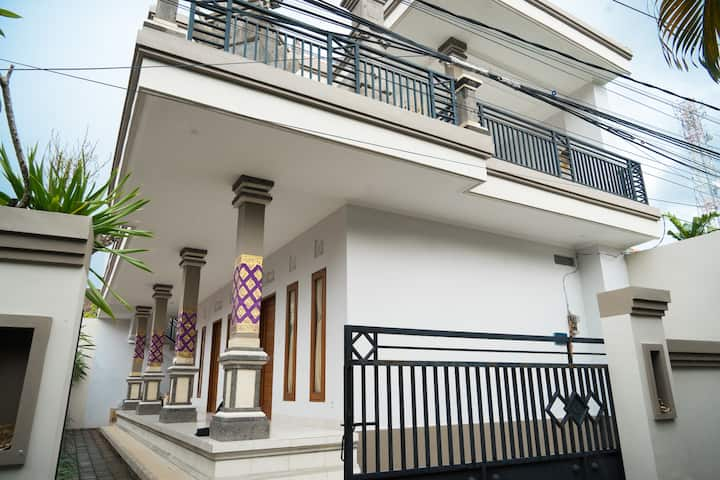 Stay in  a New and Fresh Guest House Sanur