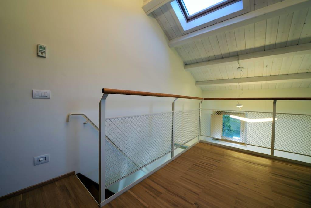 Suite 09 mezzanine