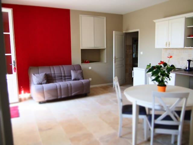 Family room 2-5 persons - Visan - Appartement