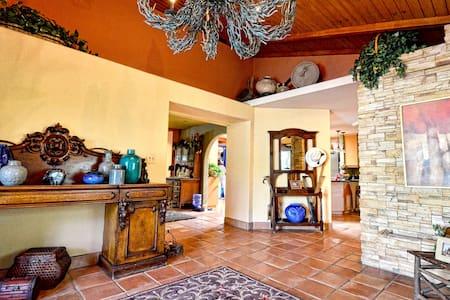 Ralph Lauren Style Ranch House