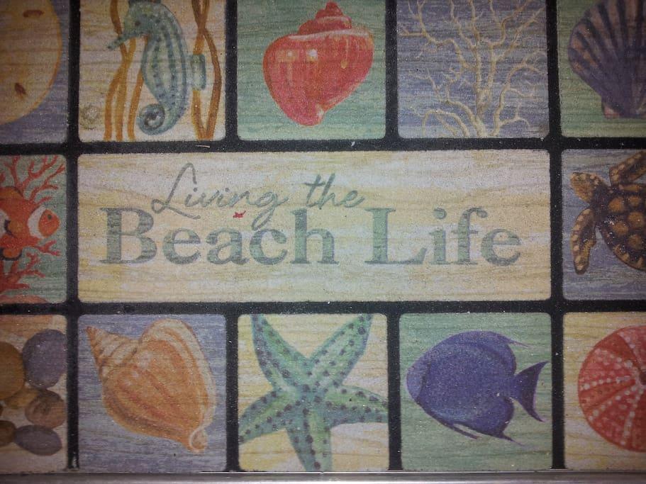 Live the Beach Life