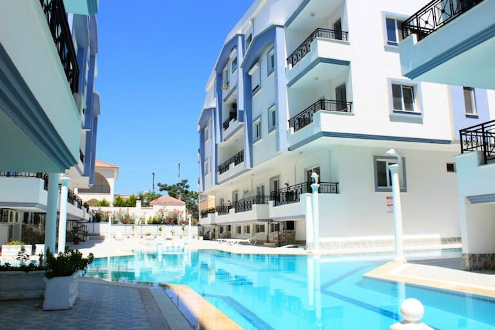 Sweaming Pool, Nearby Apollon, Altınkum Didim - Didim - Flat