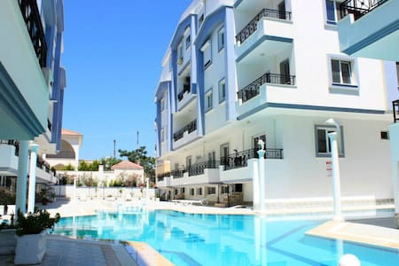Sweaming Pool, Nearby Apollon, Altınkum Didim - Didim - Apartmen