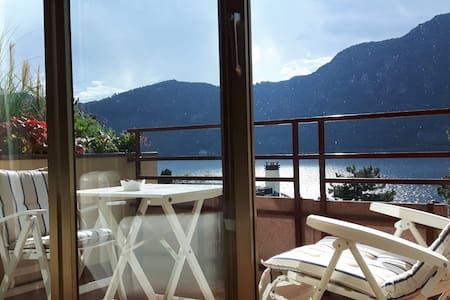Lugano Lake elegant, safe location