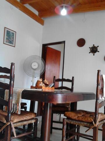 Alquilo casa en La Cumbre Córdoba p/dia - La Cumbre - Дом