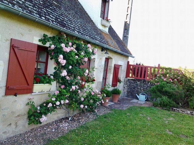 La Maison Tranquille, adorable cottage with garden