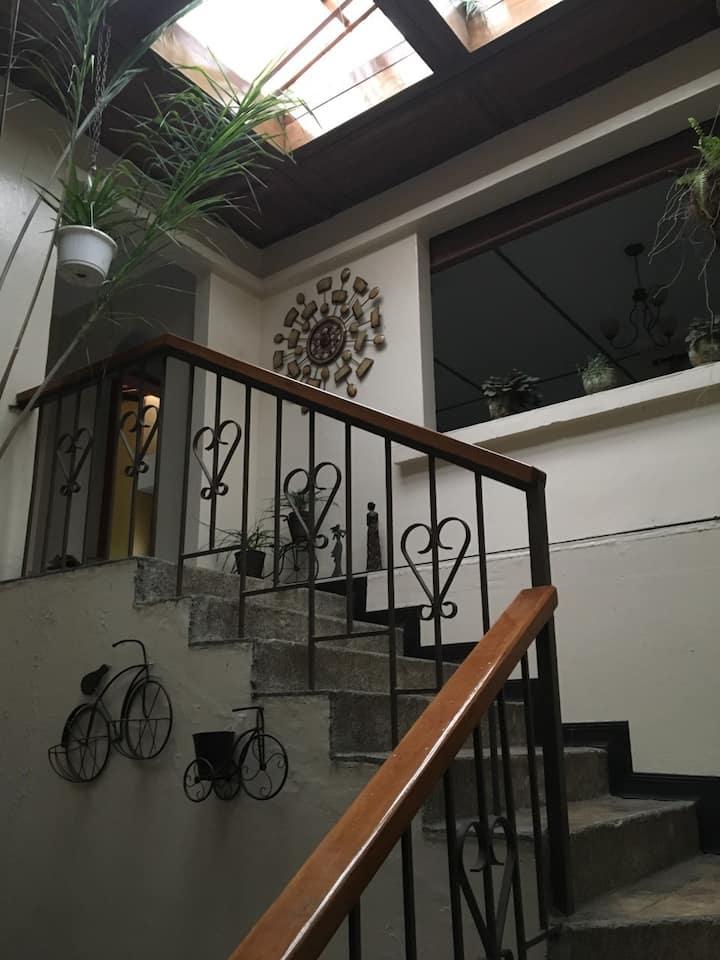 Hermoso y acogedor cuarto en B Escalante, CR