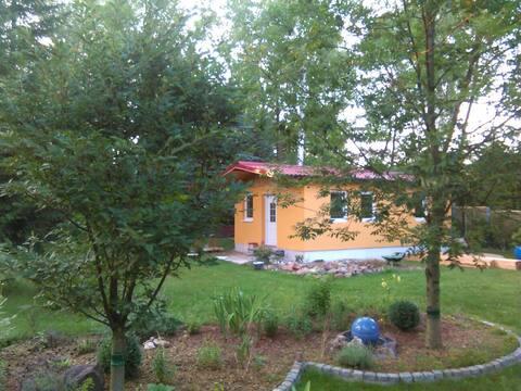 Gemütliches Ferienhaus im Grünen