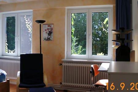 Gästezimmer mit schönem Ausblick - Oldenburg - Casa
