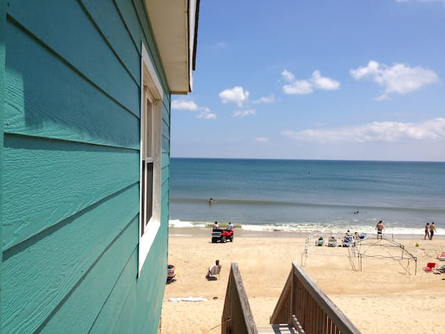 Affordable Oceanfront Beach Box! - Kitty Hawk - Casa
