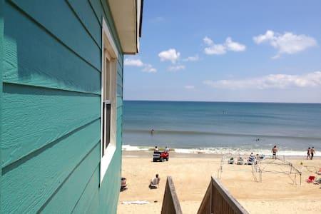 Affordable Oceanfront Beach Box! - 基蒂霍克(Kitty Hawk)